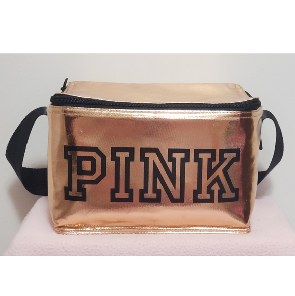 PINK small cooler